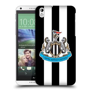 Plastové pouzdro na mobil HTC Desire 816 HEAD CASE Newcastle United FC - Pruhy