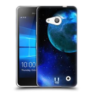 Silikonové pouzdro na mobil Microsoft Lumia 550 HEAD CASE VENUŠE
