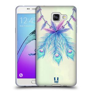 Silikonové pouzdro na mobil Samsung Galaxy A5 (2016) HEAD CASE PÍRKA LUCKY