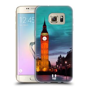 Silikonové pouzdro na mobil Samsung Galaxy S7 Edge HEAD CASE BIG BEN V NOCI