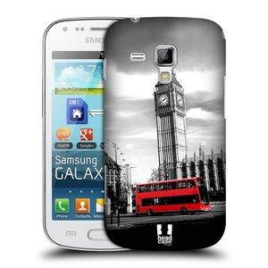 Plastové pouzdro na mobil Samsung Galaxy S Duos HEAD CASE BIG BEN
