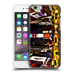 Plastové pouzdro na mobil Apple iPhone 6 a 6S HEAD CASE NEW YORK TIMES SQUARE