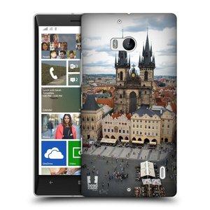 Plastové pouzdro na mobil Nokia Lumia 930 HEAD CASE STAROMĚSTSKÉ NÁMĚSTÍ