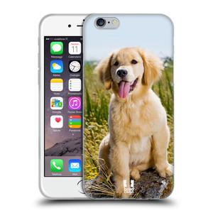 Silikonové pouzdro na mobil Apple iPhone 6 a 6S HEAD CASE RETRÍVR
