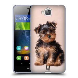 Silikonové pouzdro na mobil Huawei Y6 Pro Dual Sim HEAD CASE YORKŠÍR