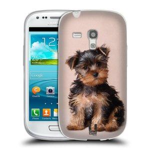 Silikonové pouzdro na mobil Samsung Galaxy S III Mini HEAD CASE YORKŠÍR