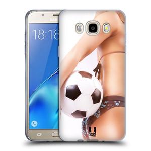 Silikonové pouzdro na mobil Samsung Galaxy J5 (2016) HEAD CASE SEXY ZADEČEK