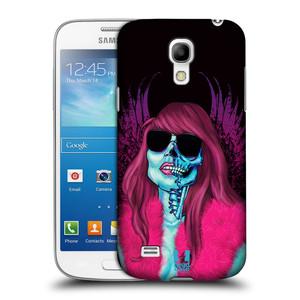 Plastové pouzdro na mobil Samsung Galaxy S4 Mini VE HEAD CASE LEBKA GROUPIE