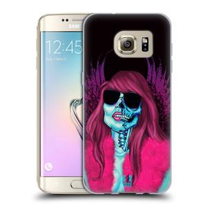 Silikonové pouzdro na mobil Samsung Galaxy S7 Edge HEAD CASE LEBKA GROUPIE