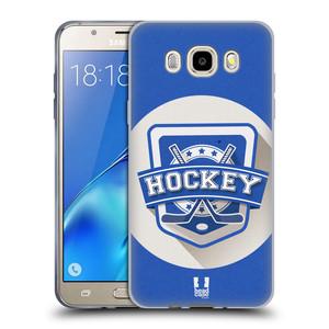 Silikonové pouzdro na mobil Samsung Galaxy J5 (2016) HEAD CASE HOKEJ