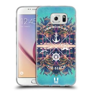 Silikonové pouzdro na mobil Samsung Galaxy S6 HEAD CASE Bezvětří