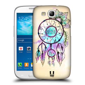 Plastové pouzdro na mobil Samsung Galaxy S3 Neo HEAD CASE MIX BELIEVE