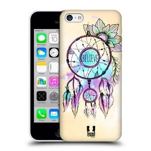 Plastové pouzdro na mobil Apple iPhone 5C HEAD CASE MIX BELIEVE