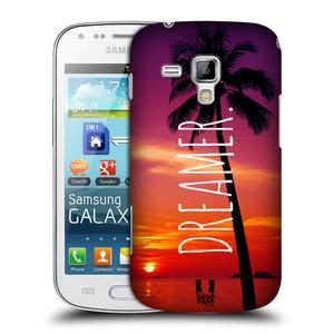 Plastové pouzdro na mobil Samsung Galaxy S Duos HEAD CASE MIX DREAMER