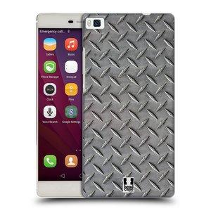 Plastové pouzdro na mobil Huawei P8 HEAD CASE TRUCK STEP