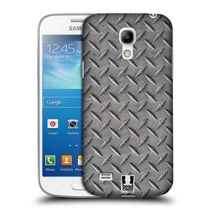 Plastové pouzdro na mobil Samsung Galaxy S4 Mini HEAD CASE TRUCK STEP
