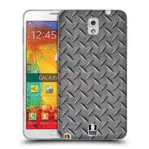 Silikonové pouzdro na mobil Samsung Galaxy Note 3 HEAD CASE TRUCK STEP