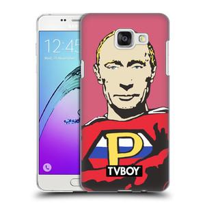 Plastové pouzdro na mobil Samsung Galaxy A5 (2016) HEAD CASE - TVBOY - Super Putin
