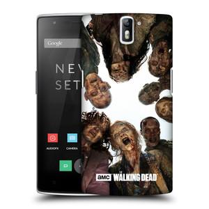 Plastové pouzdro na mobil OnePlus One HEAD CASE Živí mrtví - Walkers Group