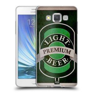 Silikonové pouzdro na mobil Samsung Galaxy A5 HEAD CASE PIVO PREMIUM