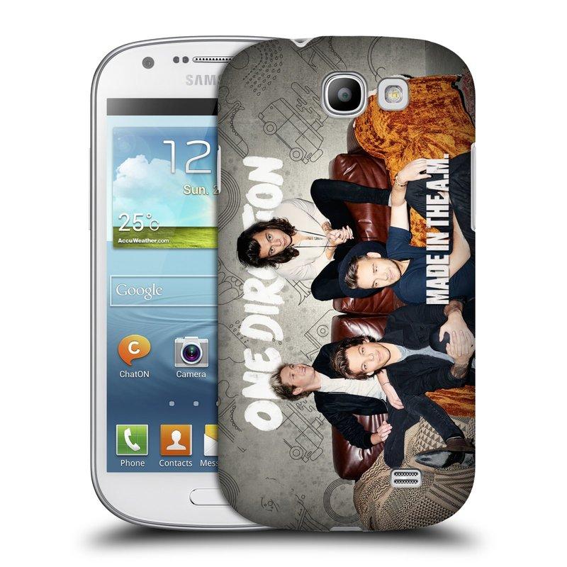 Plastové pouzdro na mobil Samsung Galaxy Express HEAD CASE One Direction - Na Gaučíku (Kryt či obal One Direction Official na mobilní telefon Samsung Galaxy Express GT-i8730)