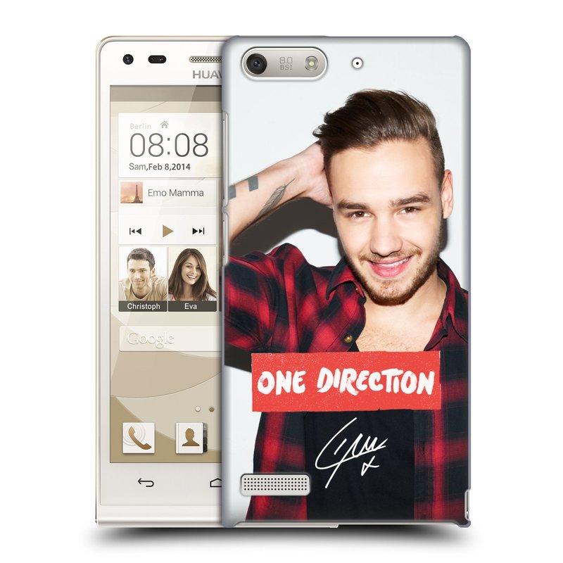 Plastové pouzdro na mobil Huawei Ascend G6 HEAD CASE One Direction - Liam (Kryt či obal One Direction Official na mobilní telefon Huawei Ascend G6 bez LTE)