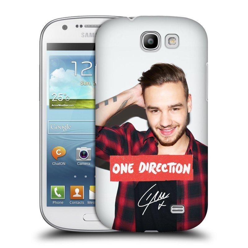 Plastové pouzdro na mobil Samsung Galaxy Express HEAD CASE One Direction - Liam (Kryt či obal One Direction Official na mobilní telefon Samsung Galaxy Express GT-i8730)