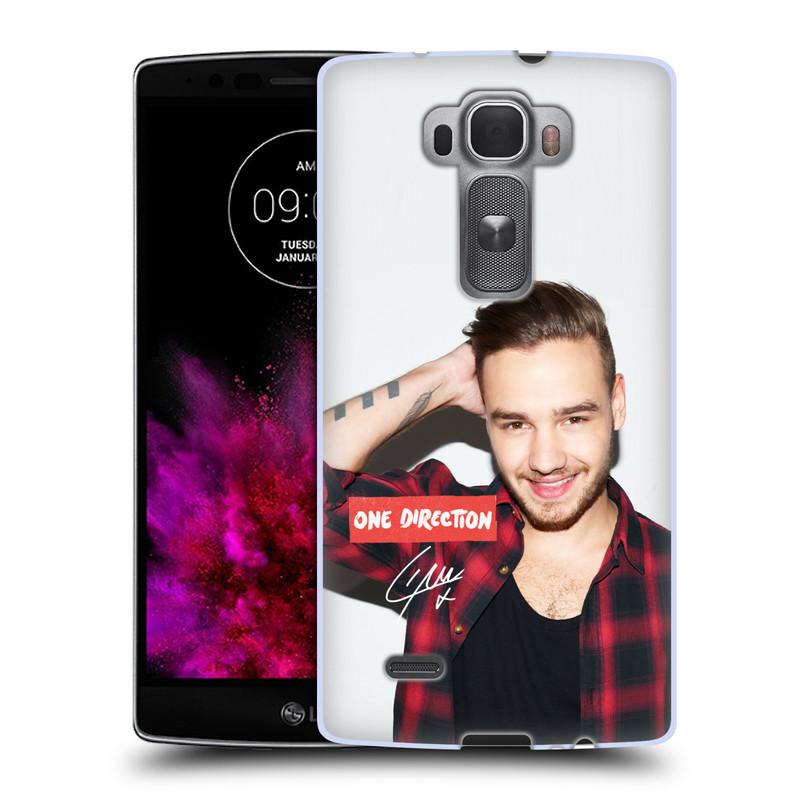 Silikonové pouzdro na mobil LG G Flex 2 HEAD CASE One Direction - Liam (Silikonový kryt či obal One Direction Official na mobilní telefon LG G Flex 2 H955)