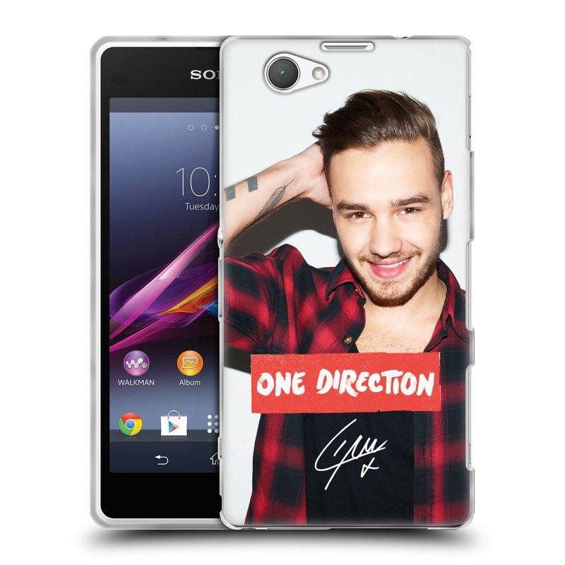 Silikonové pouzdro na mobil Sony Xperia Z1 Compact D5503 HEAD CASE One Direction - Liam (Silikonový kryt či obal One Direction Official na mobilní telefon Sony Xperia Z1 Compact)