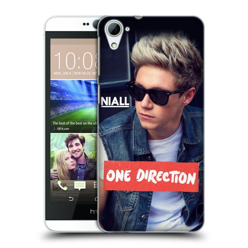 Plastové pouzdro na mobil HTC Desire 826 HEAD CASE One Direction - Niall (Kryt či obal One Direction Official na mobilní telefon HTC Desire 826 Dual SIM)