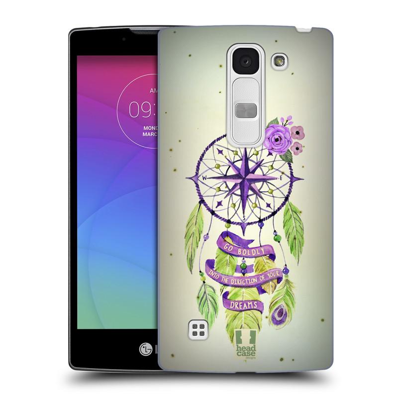 Plastové pouzdro na mobil LG Spirit LTE HEAD CASE Lapač Assorted Compass (Kryt či obal na mobilní telefon LG Spirit H420 a LG Spirit LTE H440N)