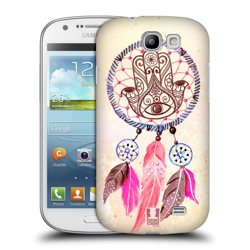 Plastové pouzdro na mobil Samsung Galaxy Express HEAD CASE Lapač Assorted Hamsa (Kryt či obal na mobilní telefon Samsung Galaxy Express GT-i8730)
