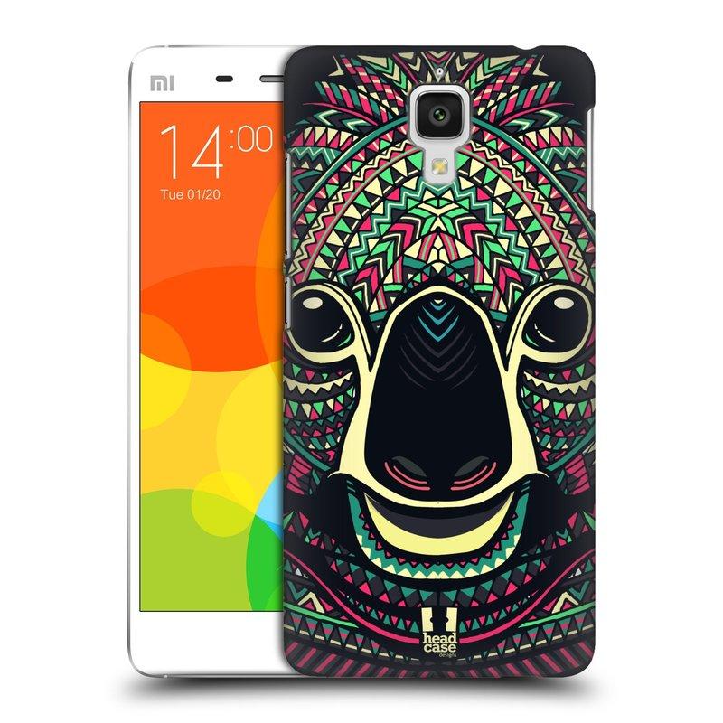 Plastové pouzdro na mobil Doogee Hitman DG850 HEAD CASE AZTEC KOALA (Kryt či obal na mobilní telefon Doogee Hitman DG850)