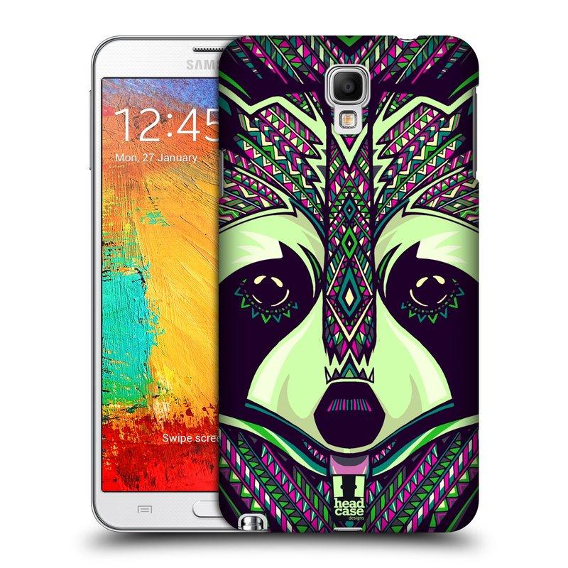 Plastové pouzdro na mobil Samsung Galaxy Note 3 Neo HEAD CASE AZTEC MÝVAL (Kryt či obal na mobilní telefon Samsung Galaxy Note 3 Neo SM-N7505)
