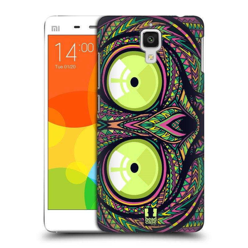 Plastové pouzdro na mobil Doogee Hitman DG850 HEAD CASE AZTEC NÁRTOUN (Kryt či obal na mobilní telefon Doogee Hitman DG850)