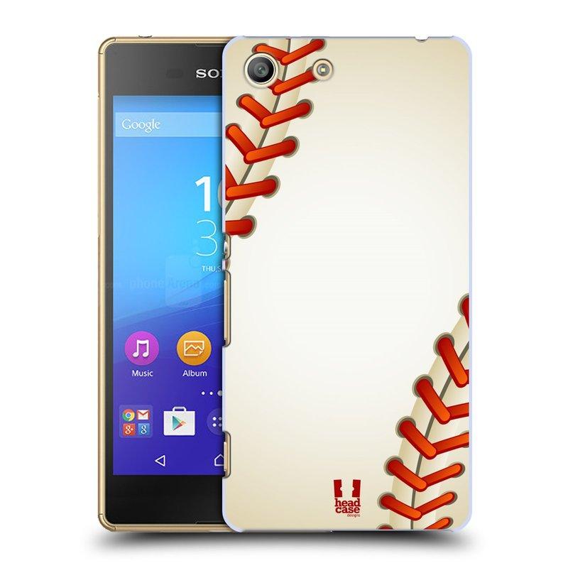 Plastové pouzdro na mobil Sony Xperia M5 HEAD CASE KRIKEŤÁK (Kryt či obal na mobilní telefon Sony Xperia M5 Aqua)