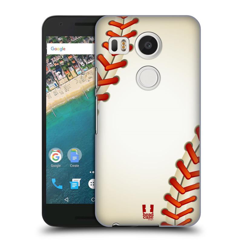 Plastové pouzdro na mobil LG Nexus 5X HEAD CASE KRIKEŤÁK (Kryt či obal na mobilní telefon LG NEXUS 5X H791)