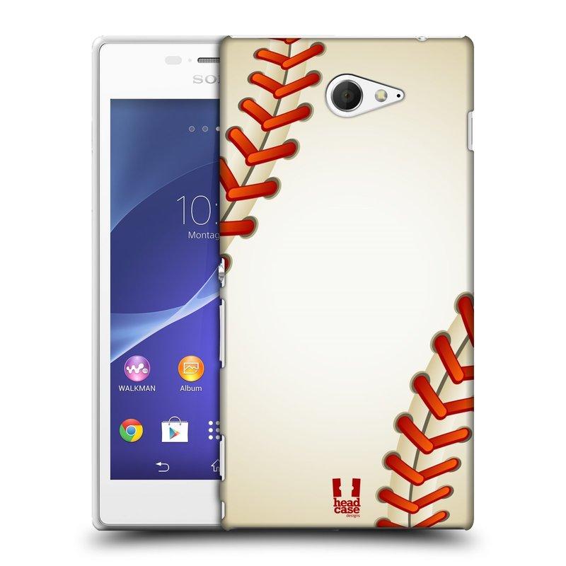 Plastové pouzdro na mobil Sony Xperia M2 D2303 HEAD CASE KRIKEŤÁK (Kryt či obal na mobilní telefon Sony Xperia M2 )