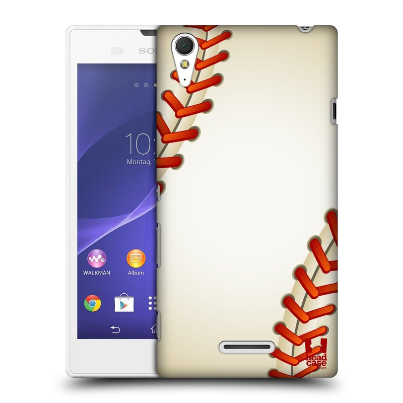 Plastové pouzdro na mobil Sony Xperia T3 D5103 HEAD CASE KRIKEŤÁK (Kryt či obal na mobilní telefon Sony Xperia T3 )