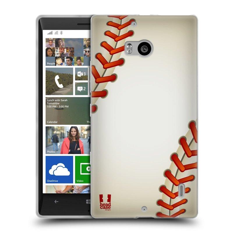 Silikonové pouzdro na mobil Nokia Lumia 930 HEAD CASE KRIKEŤÁK (Silikonový kryt či obal na mobilní telefon Nokia Lumia 930)