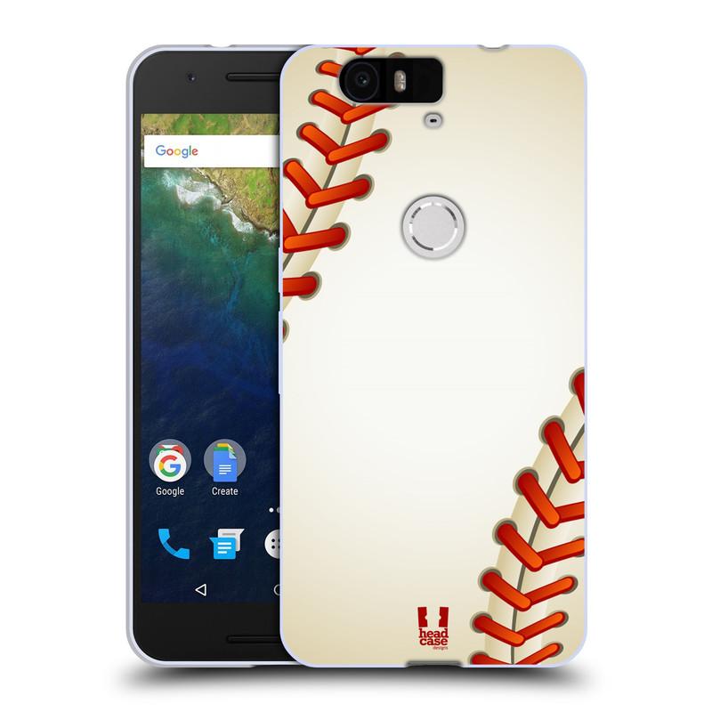 Silikonové pouzdro na mobil Huawei Nexus 6P HEAD CASE KRIKEŤÁK (Silikonový kryt či obal na mobilní telefon Huawei Nexus 6P)