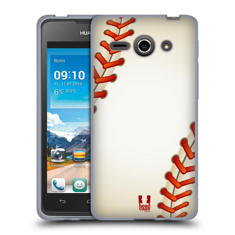 Silikonové pouzdro na mobil Huawei Ascend Y530 HEAD CASE KRIKEŤÁK (Silikonový kryt či obal na mobilní telefon Huawei Ascend Y530)