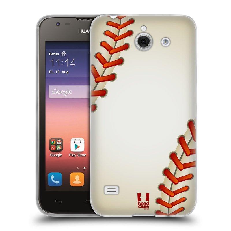 Silikonové pouzdro na mobil Huawei Ascend Y550 HEAD CASE KRIKEŤÁK (Silikonový kryt či obal na mobilní telefon Huawei Ascend Y550)