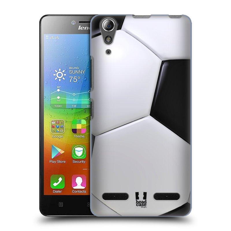 Plastové pouzdro na mobil Lenovo A6000 HEAD CASE KOPAČÁK (Kryt či obal na mobilní telefon Lenovo A6000 / A6000 Plus)