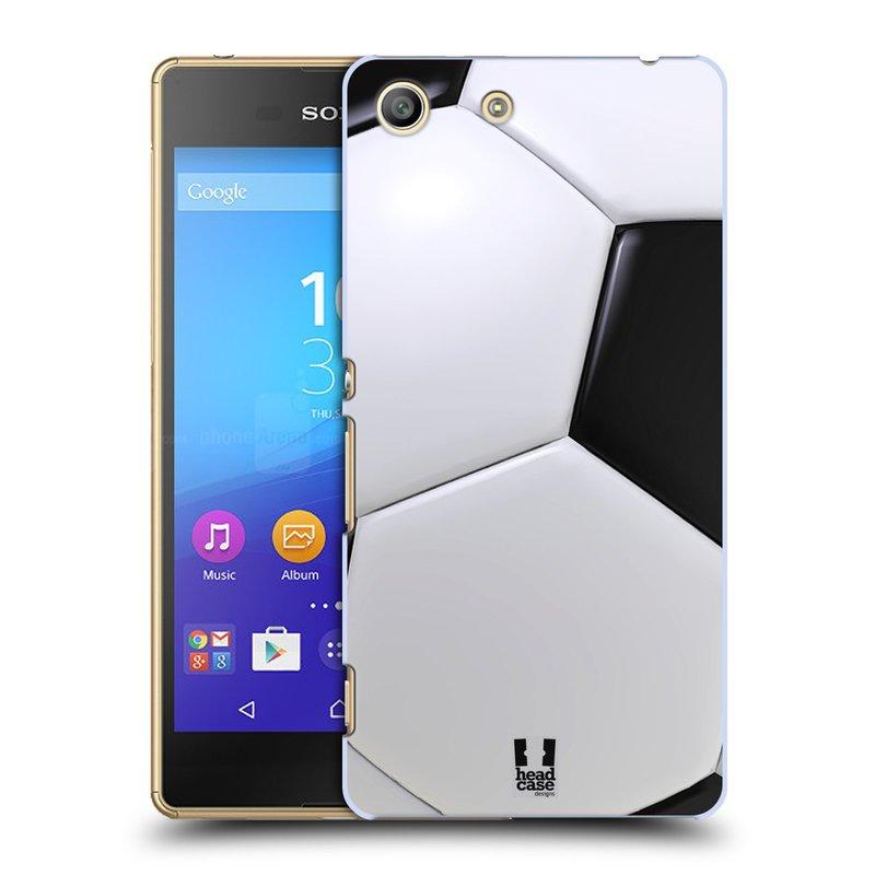 Plastové pouzdro na mobil Sony Xperia M5 HEAD CASE KOPAČÁK (Kryt či obal na mobilní telefon Sony Xperia M5 Aqua)