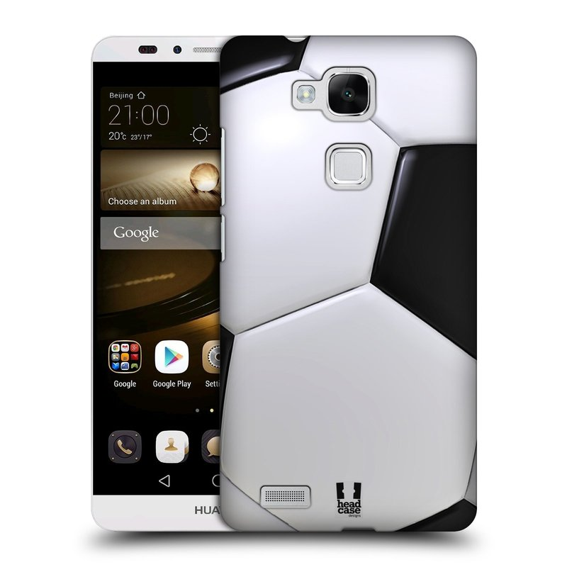 Plastové pouzdro na mobil Huawei Ascend Mate 7 HEAD CASE KOPAČÁK (Kryt či obal na mobilní telefon Huawei Ascend Mate7)
