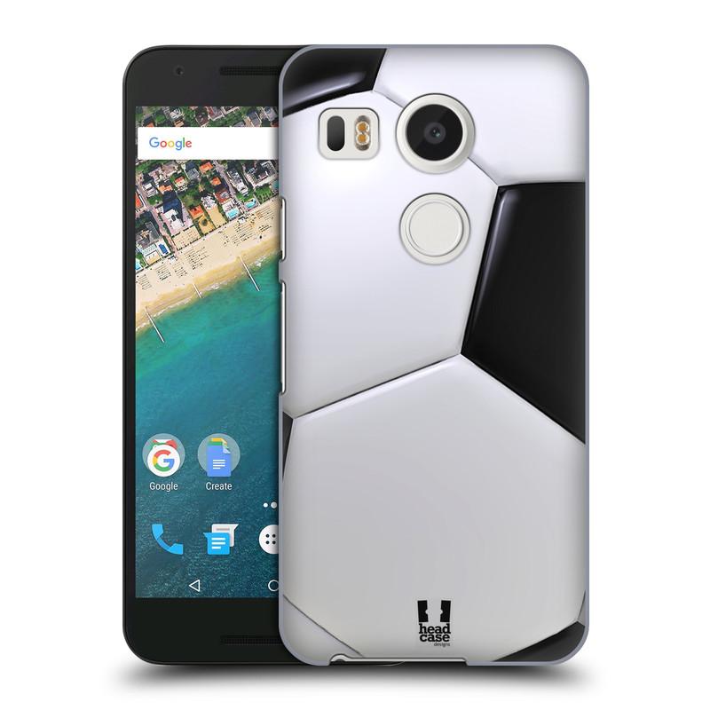 Plastové pouzdro na mobil LG Nexus 5X HEAD CASE KOPAČÁK (Kryt či obal na mobilní telefon LG NEXUS 5X H791)