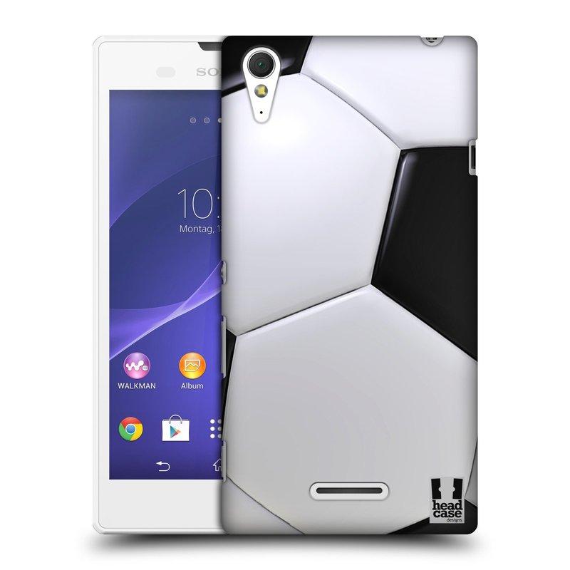 Plastové pouzdro na mobil Sony Xperia T3 D5103 HEAD CASE KOPAČÁK (Kryt či obal na mobilní telefon Sony Xperia T3 )
