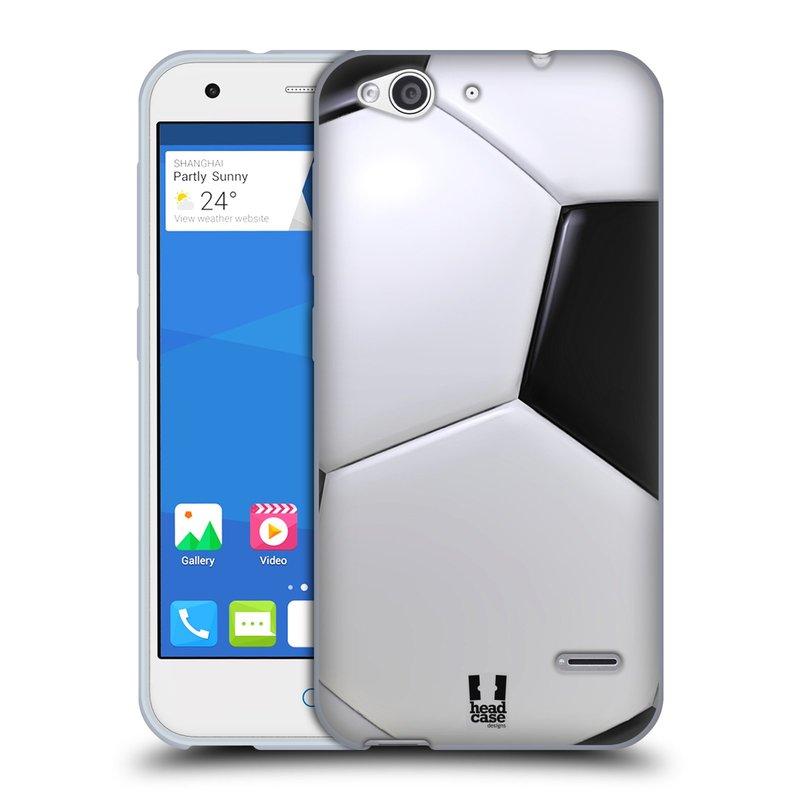 Silikonové pouzdro na mobil ZTE Blade S6 HEAD CASE KOPAČÁK (Silikonový kryt či obal na mobilní telefon ZTE Blade S6)