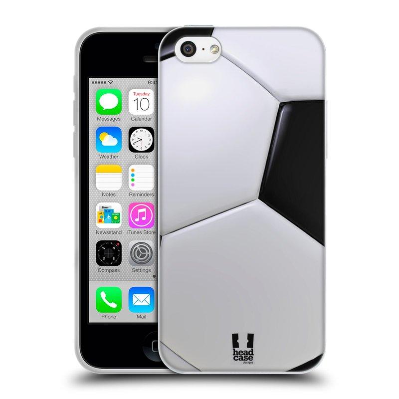 Silikonové pouzdro na mobil Apple iPhone 5C HEAD CASE KOPAČÁK (Silikonový kryt či obal na mobilní telefon Apple iPhone 5C)